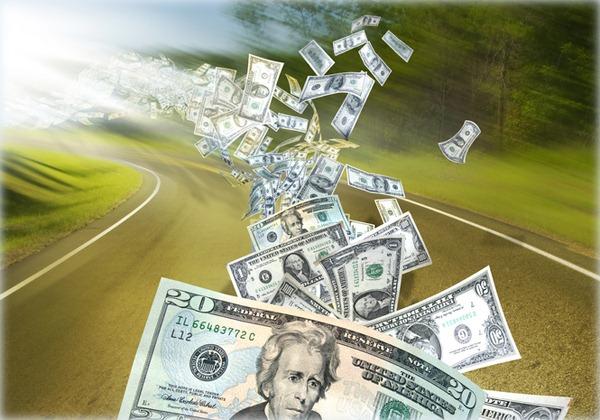 поток денег картинки