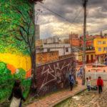 Богота. Старый город